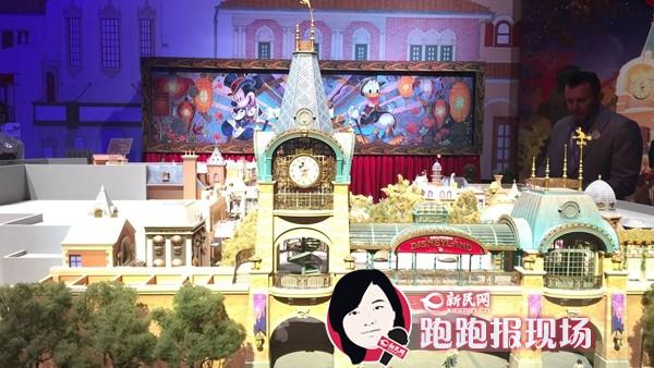 上海迪士尼6大主题园区首次揭秘 嵌入中国风元素