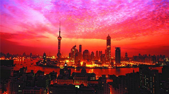 一条微信让你重新认识大上海!