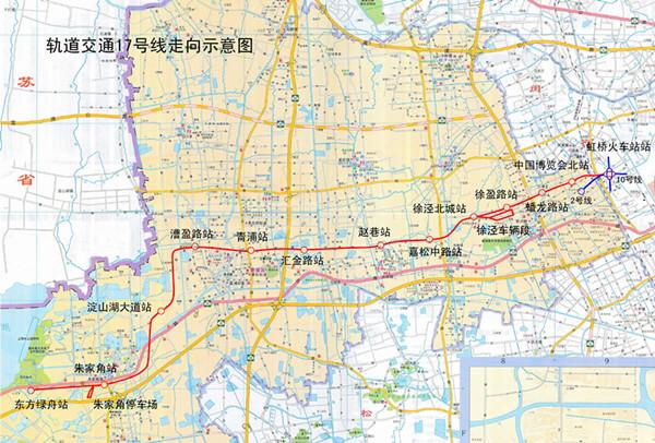 5年后上海新增9条地铁新线 18条线路构800公里路网