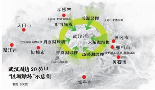 武汉市政府常务会听取《武汉市全域生态框架保护规划》编制情况,6391