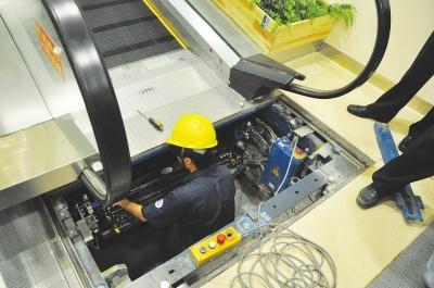 国家质检总局:8月10日前完成全国自动扶梯检查