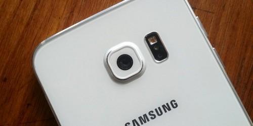 三星S6 edge Plus镜头 规格与S6相同