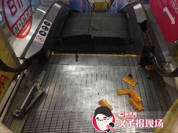 电梯又出事!上海长宁龙之梦一男子小腿被夹已截肢