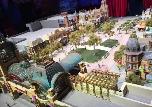 上海迪士尼乐园将设专业气象台 48小时详细预报