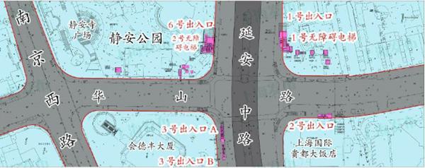 上海地铁静安寺站未来可三线换乘  14号线有望5年内建成