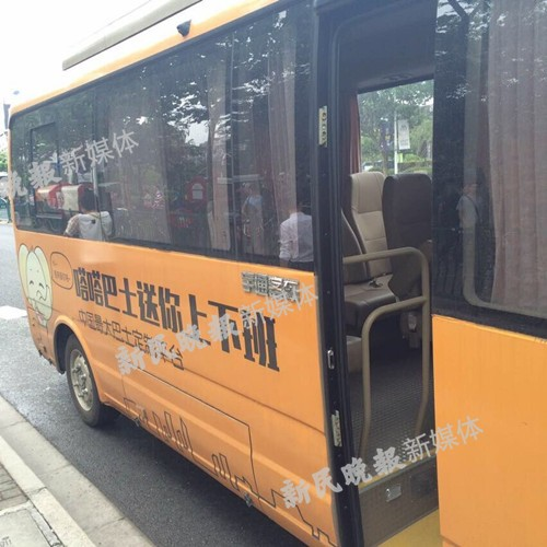 """16号线公交短驳持续遇冷 """"拼车大巴""""为何反受追捧"""