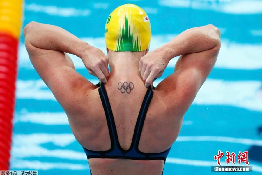 在喀山换个角度看游泳世锦赛