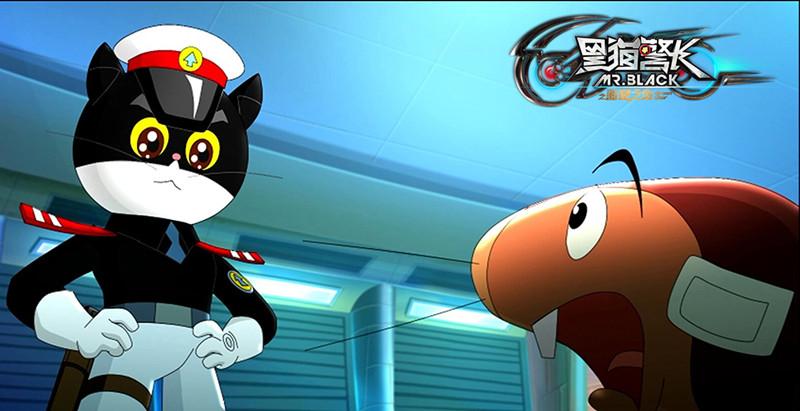 沪语版黑猫警长受热捧 有观众希望一直拍下去
