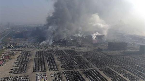天津滨海爆炸事故今16:30举行首场新闻发布会