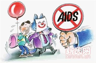 高校艾滋病防控工作严峻 男男传播为主要途径