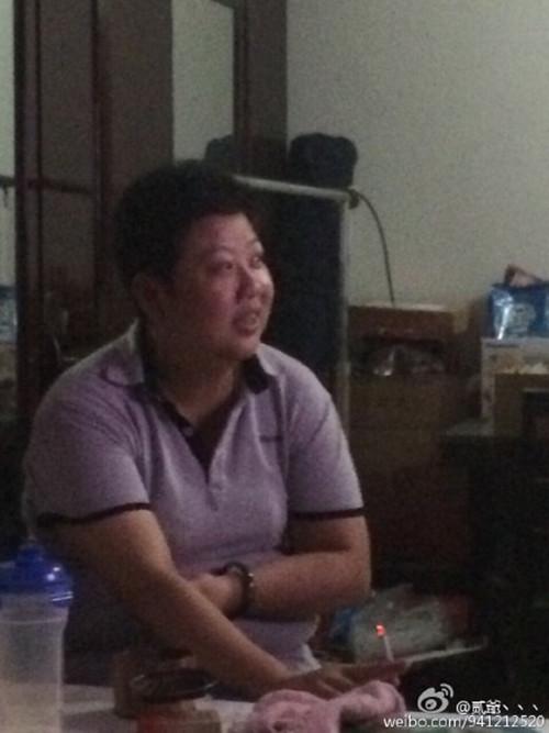 新民网对话8号线胖阿姨:我是上海人,这我应该做的