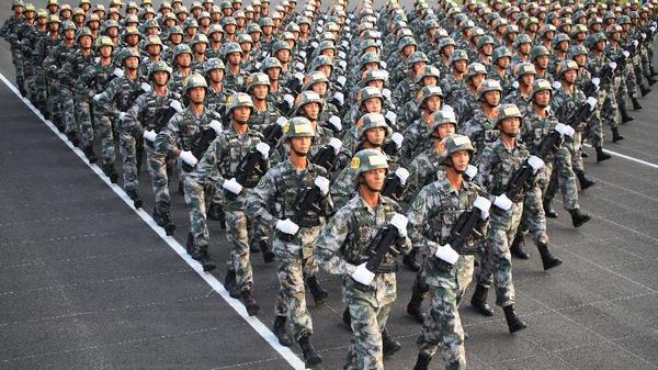 抗战胜利70周年阅兵在即 阅兵准备进展顺利