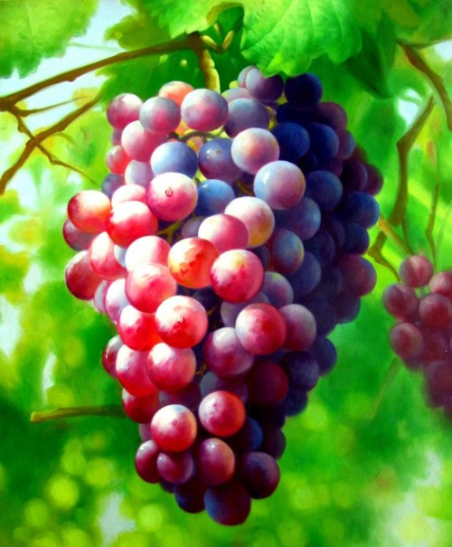 秋季养人的时令水果 1