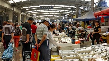 上海二季度食品安全抽检:水产品不合格最多