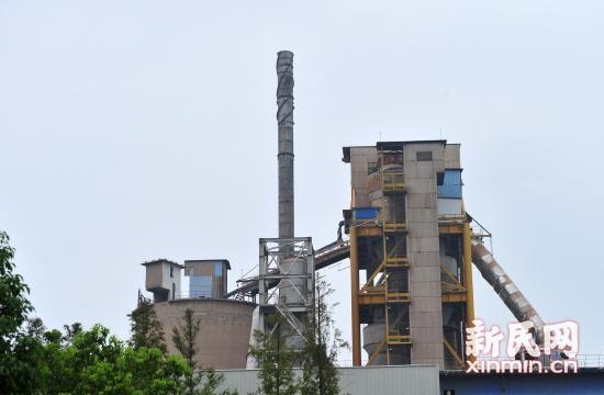 """金山环境整治管住工厂污染""""老大难"""""""