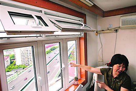 中环沿线300余户家庭装通风隔音窗 盼了10年,能睡安稳图片