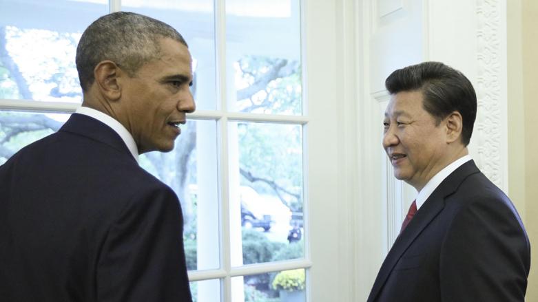 中美元首共同发表气候变化联合声明