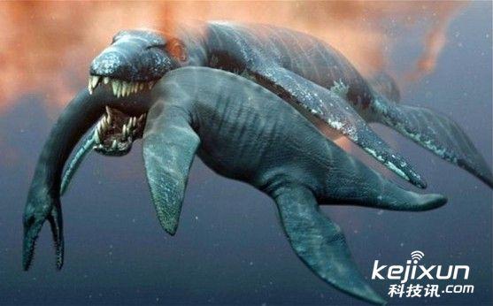 据外媒报道,自从在2009年被介绍让世人认识后,掠食者X(Predator X)就被誉为最可怕的史前生物。它是一只巨大的、有着硕大头颅的海洋爬行类动物。据说是它可以长到15公尺长,咬合力量强过霸王龙(Tyrannosaurus)四倍!   自其化石被发现四年后,掠食者X终于获得最终的科学上的说明和命名。奥斯陆大学的一个团队在2004与2012年间在北极的斯瓦尔巴特岛( Svalbard)发现了两个大约1亿5000万年前的上龙(Pliosaurs)化石(上龙是侏罗纪时代的海洋巨兽蛇颈龙的亚目)。它是一