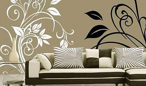 液体墙纸施工工艺及液体墙纸施工效果验收