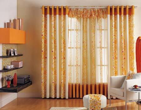 让人心神duang的家装设计窗帘效果图