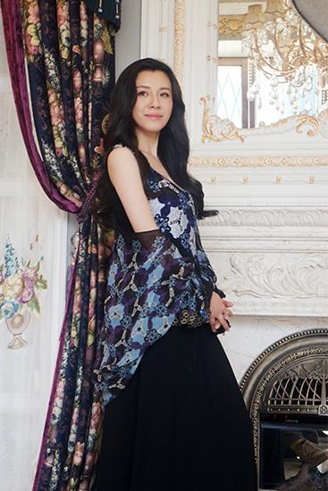 刘琳与孔笙导演二度合作 共谱 欢乐颂