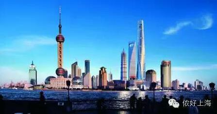 上海100个最美的地方!