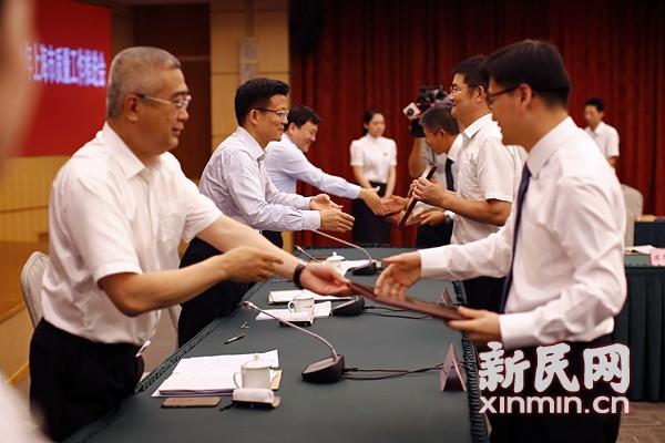 沪2014年度质量金奖出炉 外高桥造船等10单位上榜