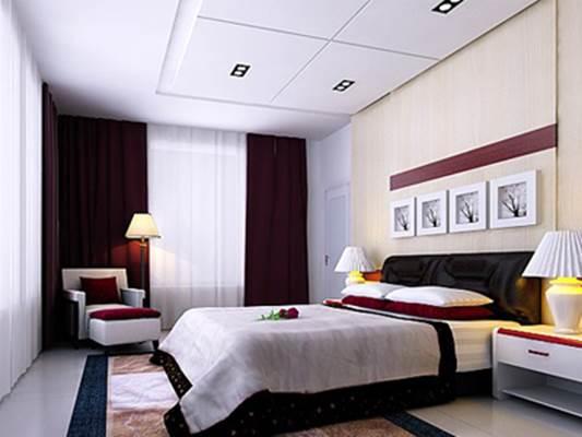 卧室布置不宜繁琐讲究温馨和谐
