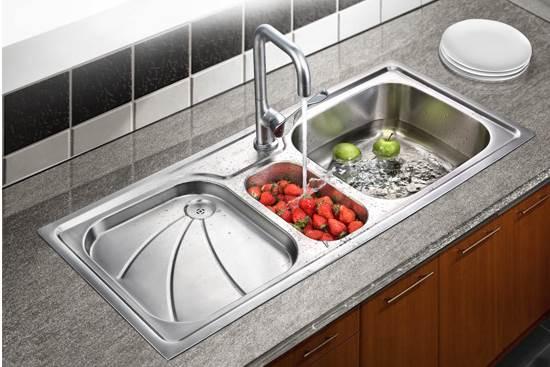 厨房装修过程中如何选购水槽
