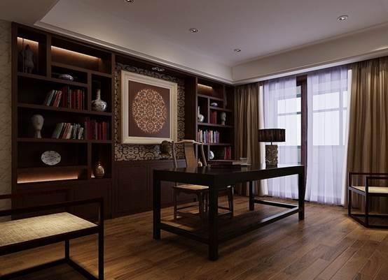 书房设计几大装修技巧