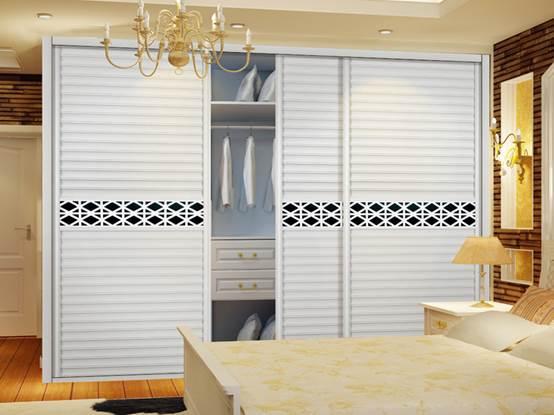 装修过程中应该如何选择壁柜门