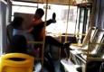 浦东一公交司机私家车司机互殴 已被处停驾