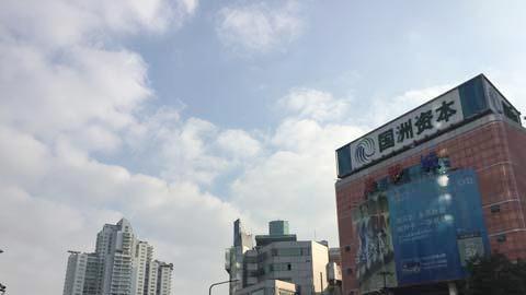 今上海多云转阴 本周后期雨水来袭