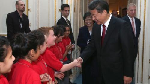 习近平谈BBC教育记录片:中国孩子玩的太少了