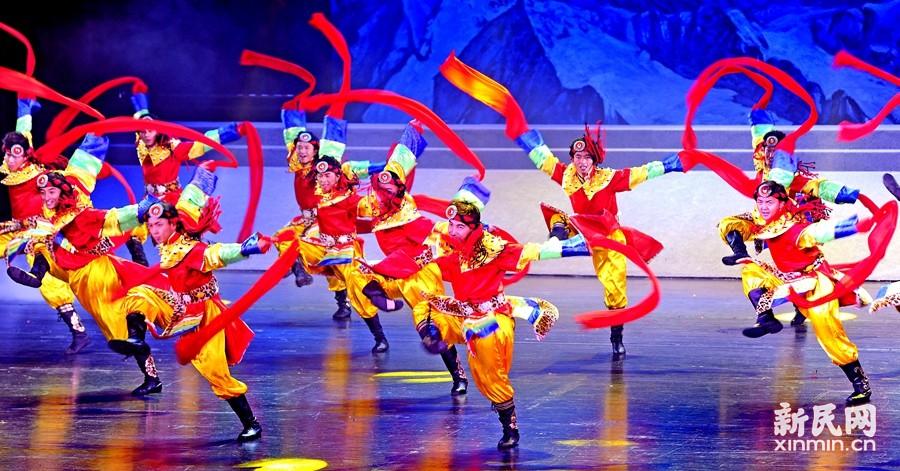 《魅力西藏》登陆上海文化广场