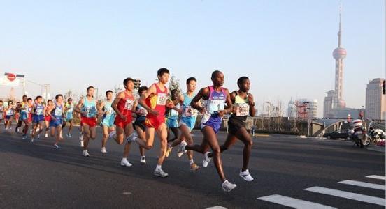 2015年上海国际马拉松赛交通管制通告