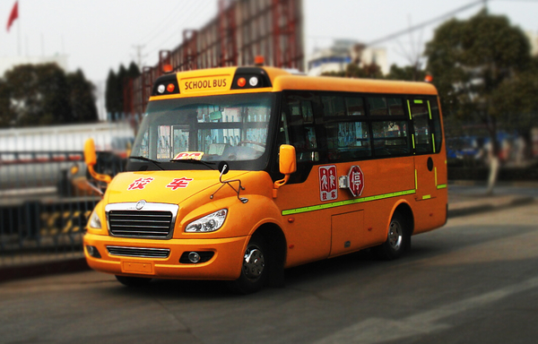 道路交通安全法修正案公开征求意见:校车超员拟重罚
