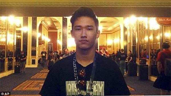 17岁华裔神童进NASA工作 8岁上大学