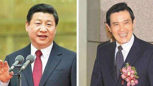两岸领导人习近平、马英九7日在新加坡会面
