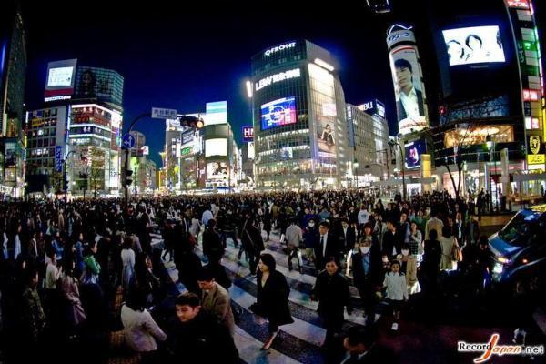 日本将走向灭绝?2500年人口只剩1000人!