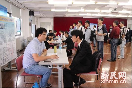 2016届沪高校首份就业协议书在上海交大签下