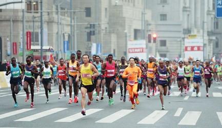 配合上海马拉松赛 本市部分公交线路采取临时调度措施