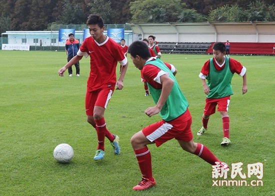 徐根宝豪情不减当年:上海足球的将来还要看我们