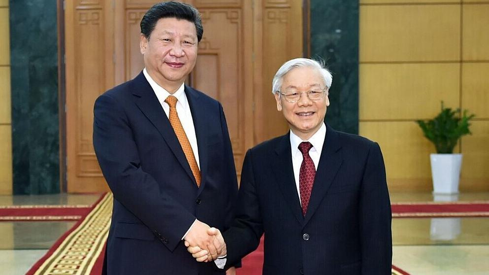 习近平就发展中越两党两国关系提出7点建议