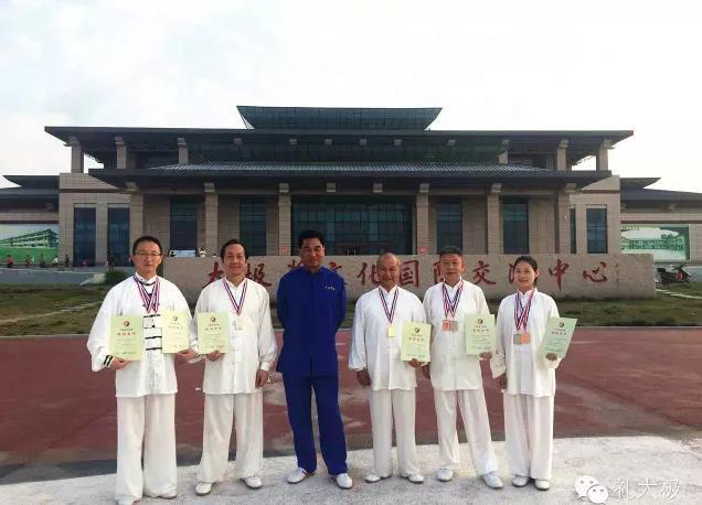【高手在民间】上海选手何登田获太极剑全国冠军