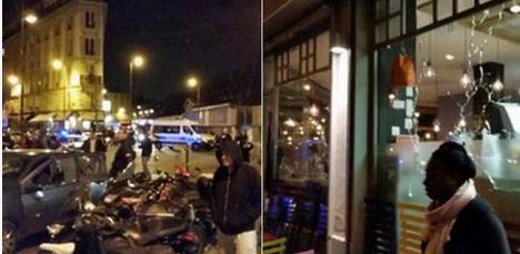 巴黎枪击爆炸已致60死  暂无中国公民伤亡消息