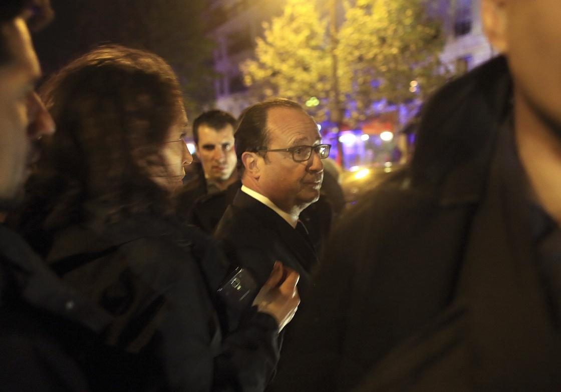 国际社会同声谴责法国巴黎恐怖袭击事件