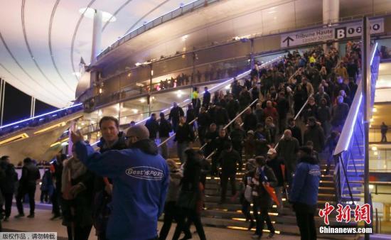 巴黎警方:确信所有袭击者全部死亡