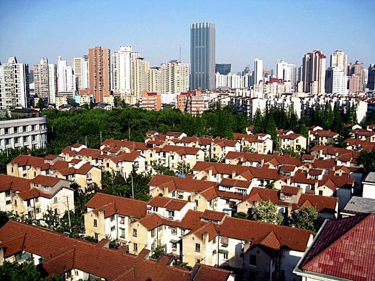 在上海,有一种老小区叫新村!