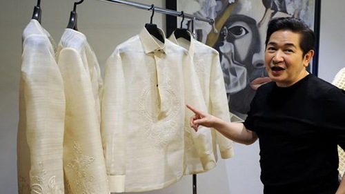 习近平将穿有竹子图案的菲律宾国服出席APEC会议